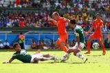 Нидерланды вырвали победу у Мексики