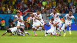 В серии пенальти Коста-Рика одолела Грецию