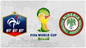 Франция 2 - 0 Нигерия (30 июня 2014). Обзор матча