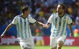 Аргентина скромно обыграла Бельгию