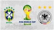 Бразилия 1 - 7 Германия ( 8 июля 2014). Превью!