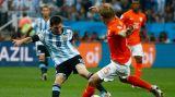 Аргентина в серии пенальти одолела Нидерланды