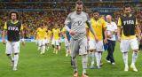 Фред и Сезар сыграли последний матч за Бразилию