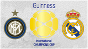 Интер 1 - 1 Реал Мадрид (27 июля 2014). 1-й тайм