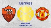 Рома 2 - 3 Манчестер Юнайтед (27 июля 2014). 2-й тайм