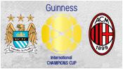 Манчестер Сити 5 - 1 Милан (27 июля 2014). 2-й тайм