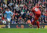 Ливерпуль взял верх в серии послематчевых пенальти над Манчестер Сити