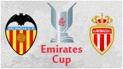 Валенсия 2 - 2 Монако ( 2 августа 2014). 2-й тайм