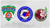 Терек 1 - 1 Рубин ( 9 августа 2014). Обзор матча