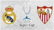 Реал Мадрид 2 - 0 Севилья (12 августа 2014). Обзор матча