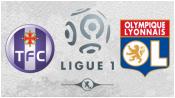 Тулуза 2 - 1 Лион (16 августа 2014). Обзор матча