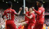 Ливерпуль в напряженном поединке неубедительно обыграл Саутгемптон