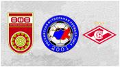 Уфа 1 - 2 Спартак Москва (23 августа 2014). Обзор матча