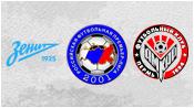 Зенит 2 - 0 Амкар (23 августа 2014). Обзор матча
