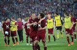 ЦСКА повержен на поле Рубина