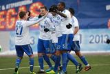 Динамо уверенно переиграло Урал