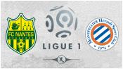 Нант 1 - 0 Монпелье (30 августа 2014). Обзор матча