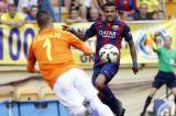 Барселона минимально одолела Вильярреал
