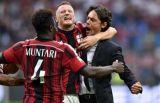 Милан уверенно переиграл Лацио