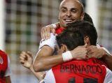 Лига чемпионов. Монако минимально переиграл Байер