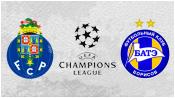 Порту 6 - 0 БАТЭ (17 сентября 2014). Обзор матча