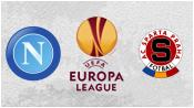 Наполи 3 - 1 Спарта Прага (18 сентября 2014). 1-й тайм