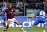 Милан сумел отыграться в матче с Эмполи