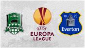 Краснодар 1 - 1 Эвертон ( 2 октября 2014). Обзор матча