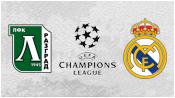 Лудогорец 1 - 2 Реал Мадрид ( 1 октября 2014). 2-й тайм