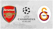 Арсенал 4 - 1 Галатасарай ( 1 октября 2014). 2-й тайм