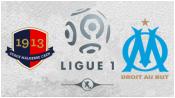 Кан 1 - 2 Марсель ( 4 октября 2014). Обзор матча