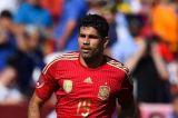 Коста постарается избежать риска в играх за сборную