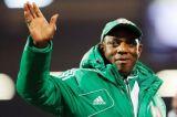 Кеши отстранен от должности наставника Нигерии