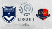 Бордо 1 - 1 Кан (19 октября 2014). Обзор матча