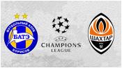 БАТЭ 0 - 7 Шахтёр (21 октября 2014). Обзор матча