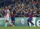 Лига чемпионов. Барселона спокойно переиграла Аякс