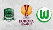 Краснодар 2 - 4 Вольфсбург (23 октября 2014). Обзор матча