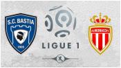Бастия 1 - 3 Монако (25 октября 2014). Обзор матча