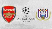 Арсенал 3 - 3 Андерлехт ( 4 ноября 2014). Обзор матча