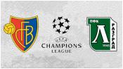Базель 4 - 0 Лудогорец ( 4 ноября 2014). Обзор матча