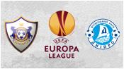 Карабах 1 - 2 Днепр ( 6 ноября 2014). Обзор матча