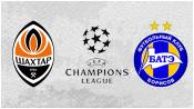 Шахтёр 5 - 0 БАТЭ ( 5 ноября 2014). Обзор матча