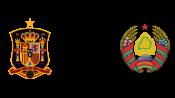Испания 3 - 0 Беларусь (15 ноября 2014). 2-й тайм