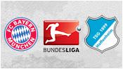 Бавария 4 - 0 Хоффенхайм (22 ноября 2014). 1-й тайм