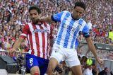 Атлетико переиграл Малагу