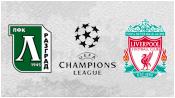 Лудогорец 2 - 2 Ливерпуль (26 ноября 2014). Обзор матча