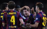Лига чемпионов. Барселона в Никосии разгромила АПОЭЛ
