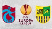 Трабзонспор 3 - 1 Металлист (27 ноября 2014). Обзор матча