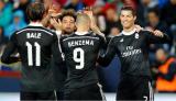 Реал продолжил победное шествие