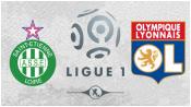 Сент-Этьен 3 - 0 Лион (30 ноября 2014). Обзор матча